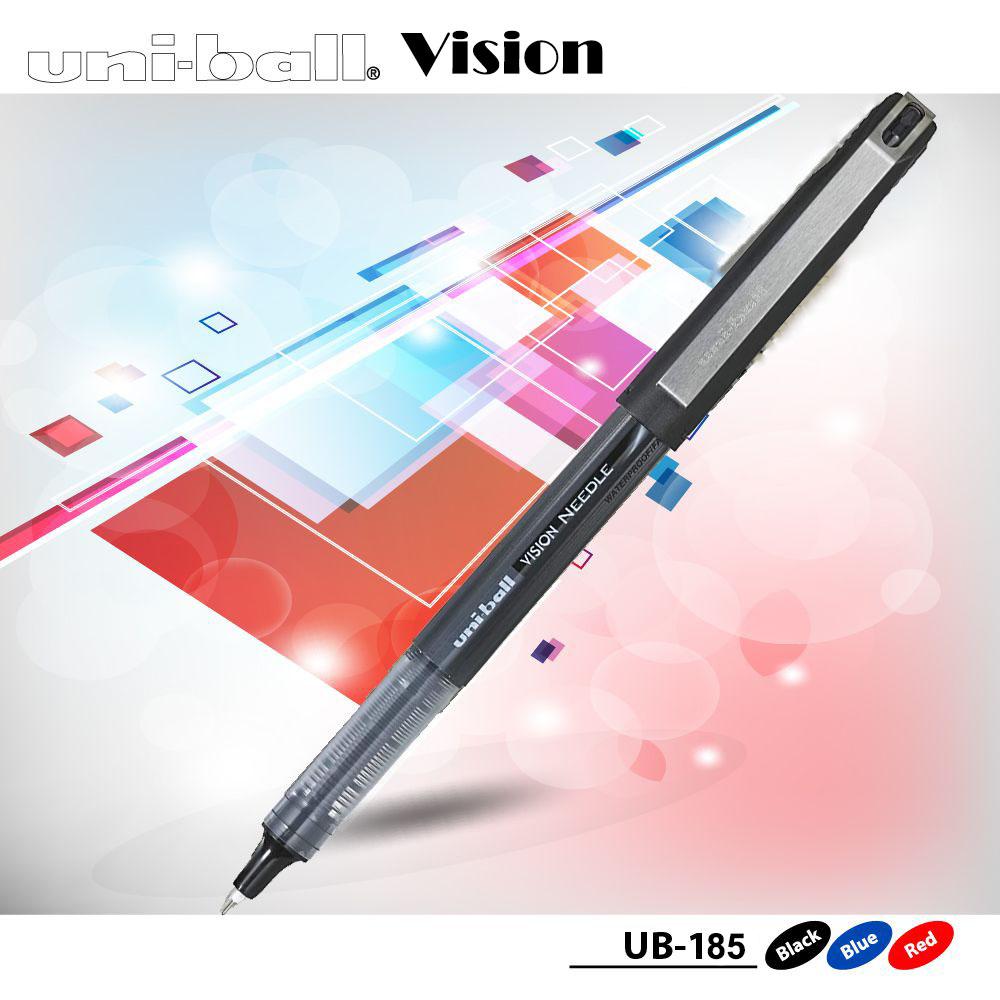 Bút bi nước Uniball Vision