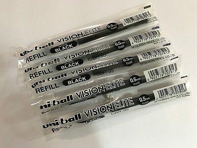 Ruột bút bi nước nắp UNI-BALL VISION ELITE 0.5mm (UBR95)