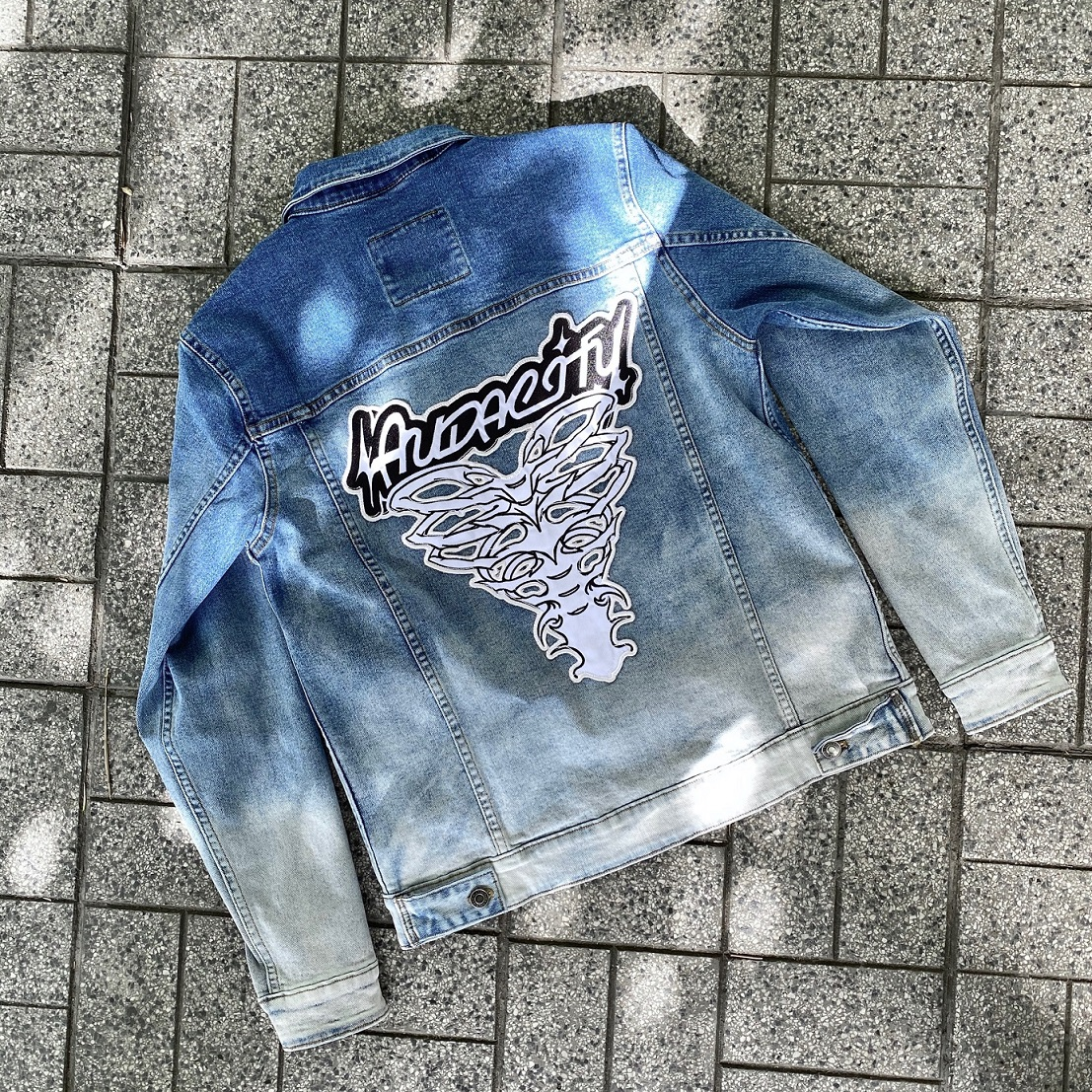 Audacity Denim Jacket