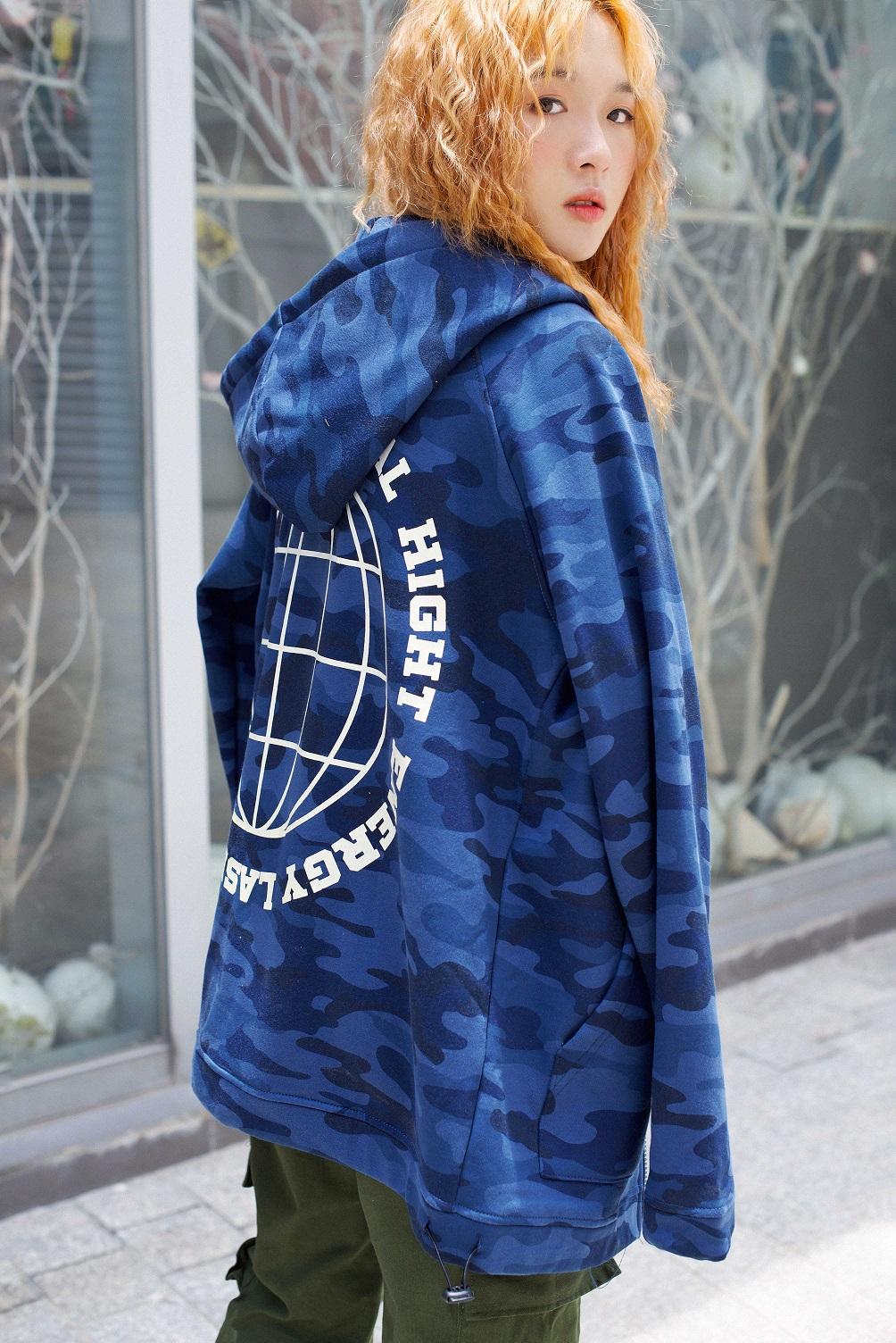 Jacket Globular Camo