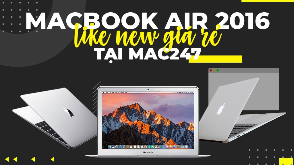 MacBook Air 2016 99% | Mac247