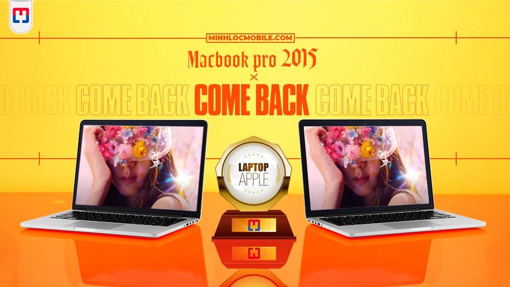Mua Mac Pro 2015 Like New Giá