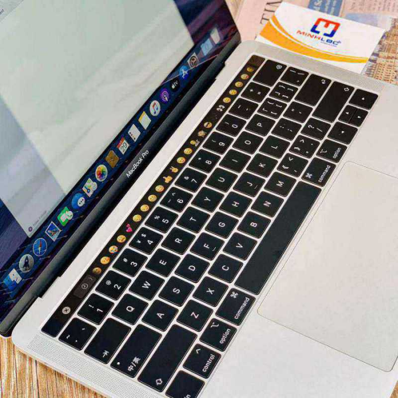 Touchbar macbook pro 2019 tại MAC247