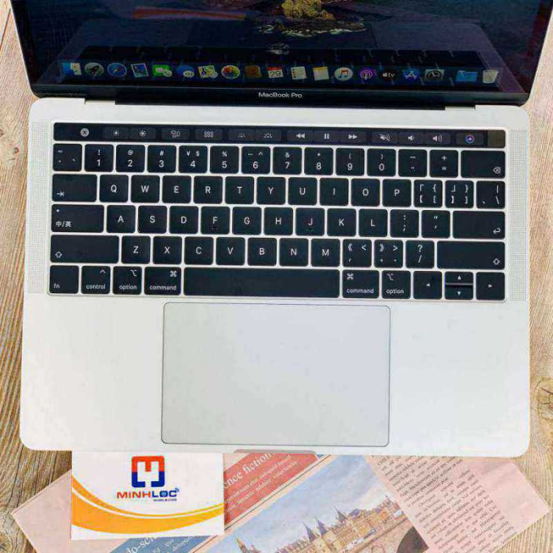 Trackpad trên laptop macbook 2019