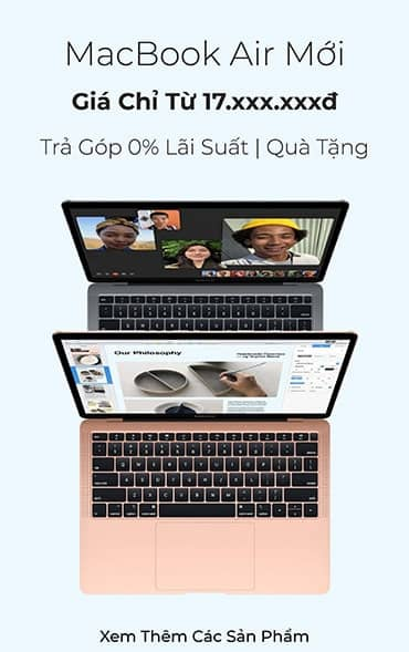 MacBook Air Moi