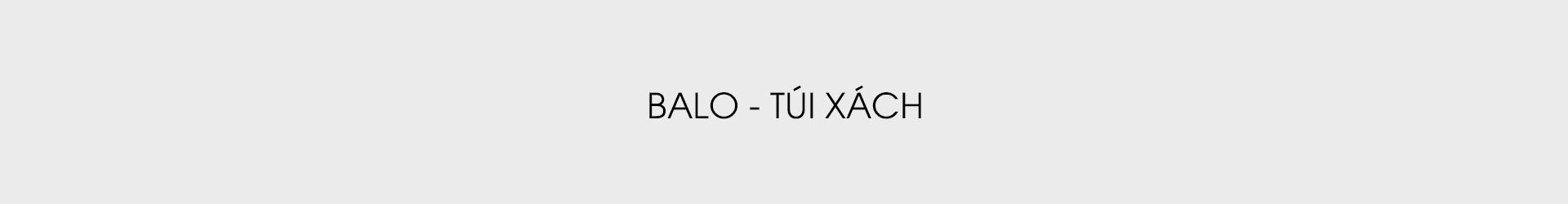 BALO - TÚI XÁCH