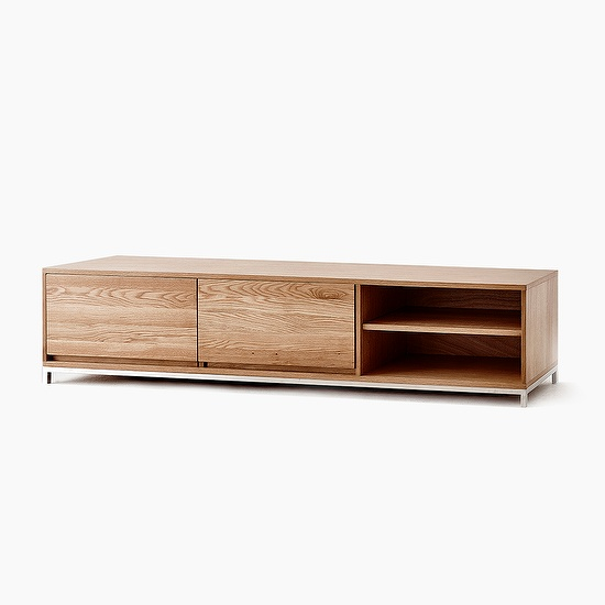 Kệ tủ phòng khách The Made - Natural Living room small cabinet