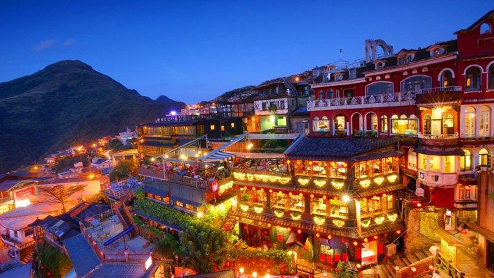 Đài Loan - 5 Ngày 4 Đêm