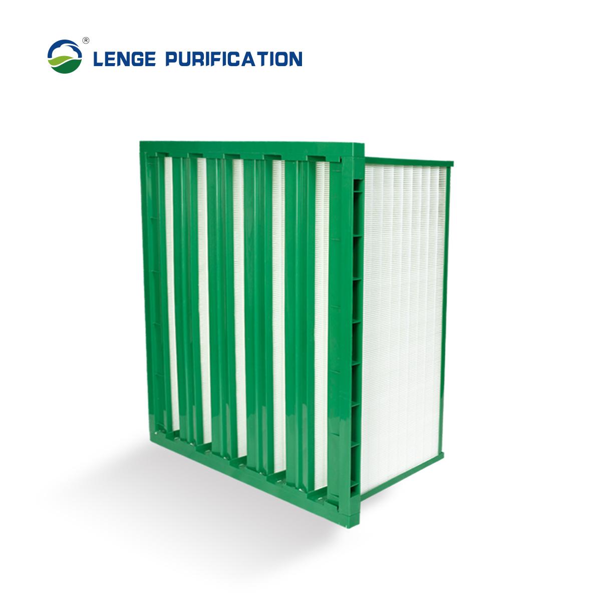 LENGE V-Bank Filter