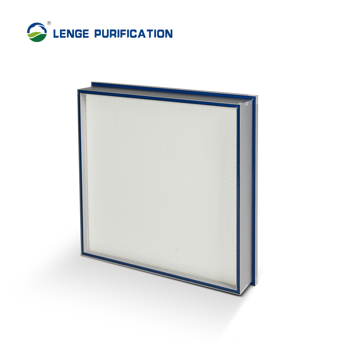 LENGE Gel Sealed Mini-Pleat HEPA Filter