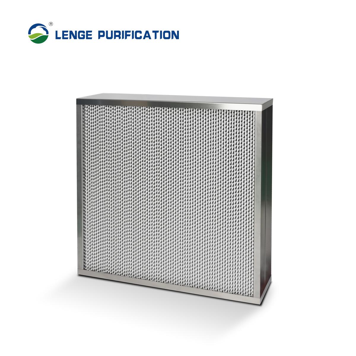 LENGE Separator HEPA Filter
