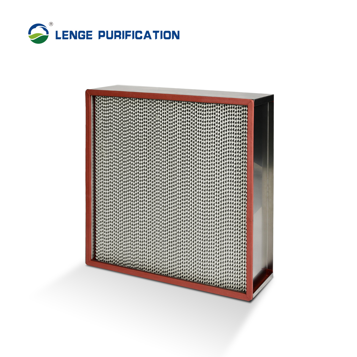 LENGE High Temperature-Resistant Separator HEPA Filter