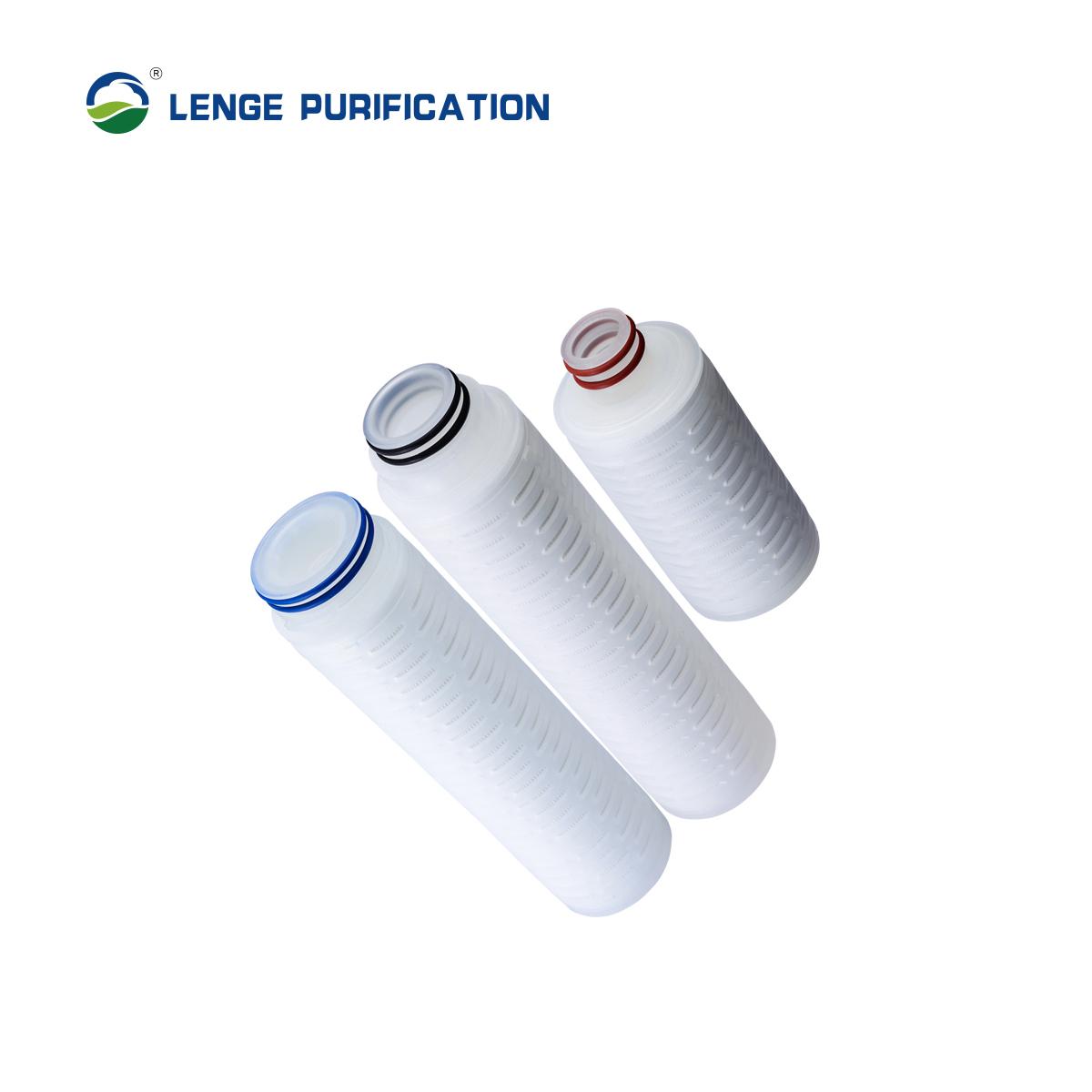 LENGE PES Double Membrane Structure