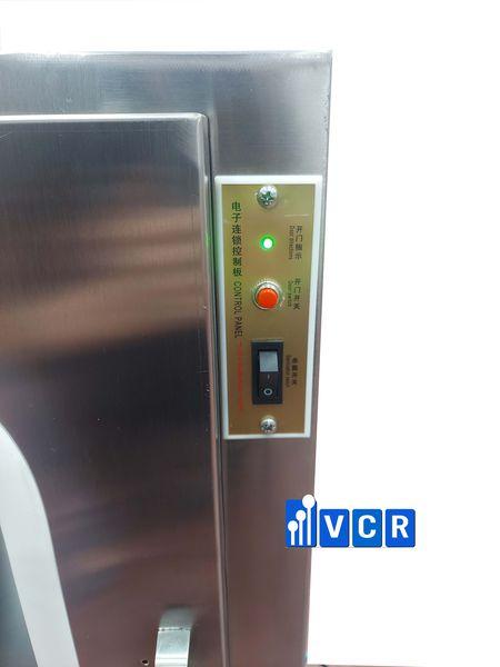 Interlocking System For Pass Box