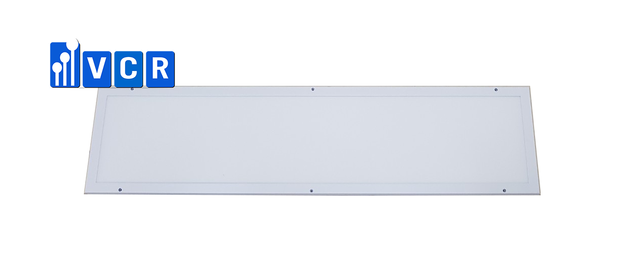 Led Panel Light 300x1200 mm