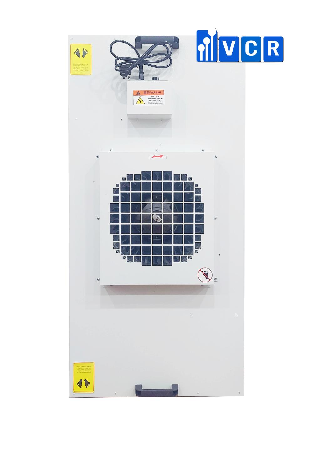 Powder-Coated Steel Fan Filter Unit (FFU)