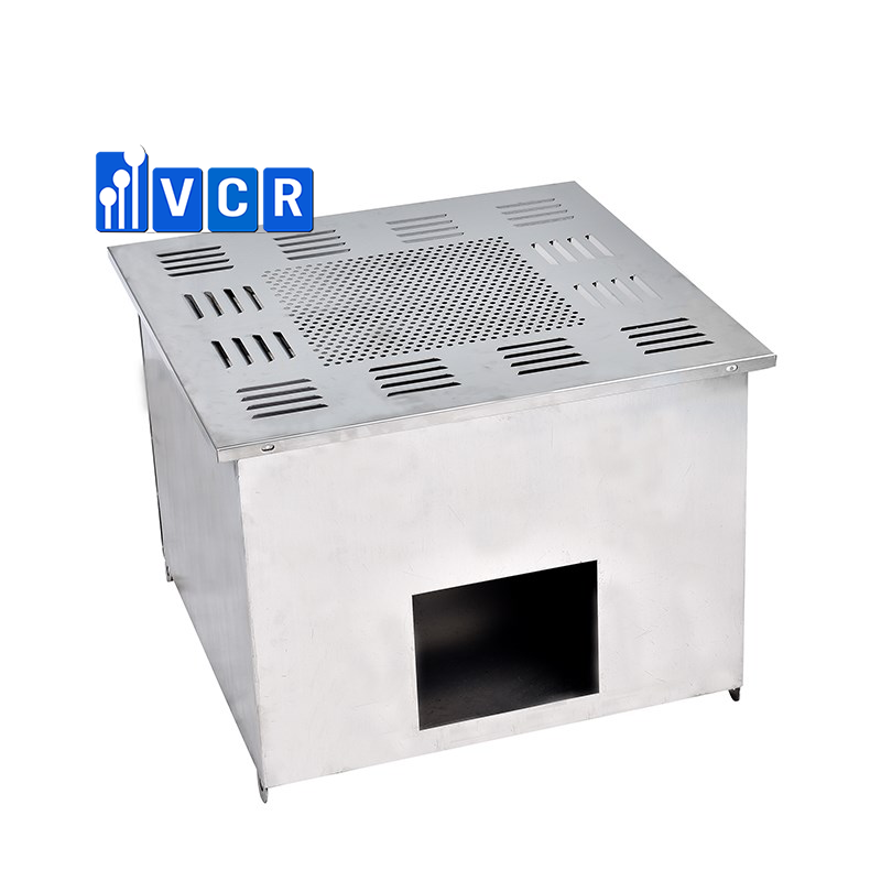 Stainless Steel HEPA Filter Terminal Box
