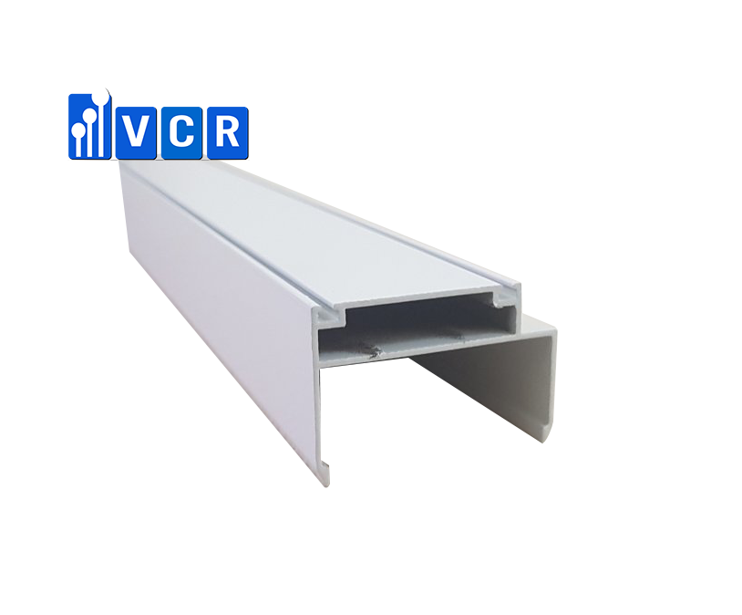 U Shaped Aluminium Track Channel