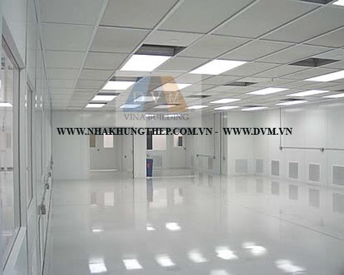 Phòng sạch - phòng dược phẩm