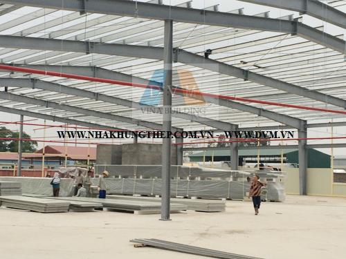 Dự án nhà xưởng - Bắc Ninh