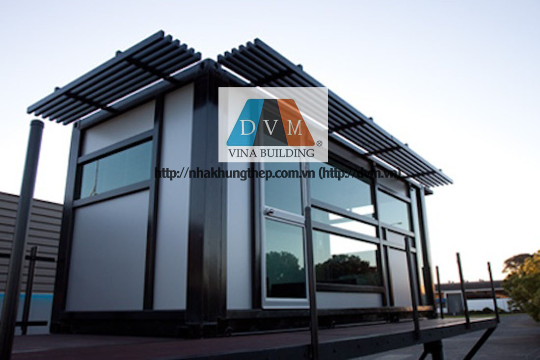 Tư vấn xây Nhà khung thép bền đẹp, giá rẻ làm nhà ở