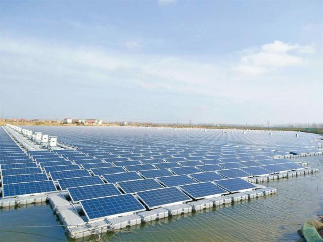 Điện mặt trời nổi: Xu hướng mới trên thế giới
