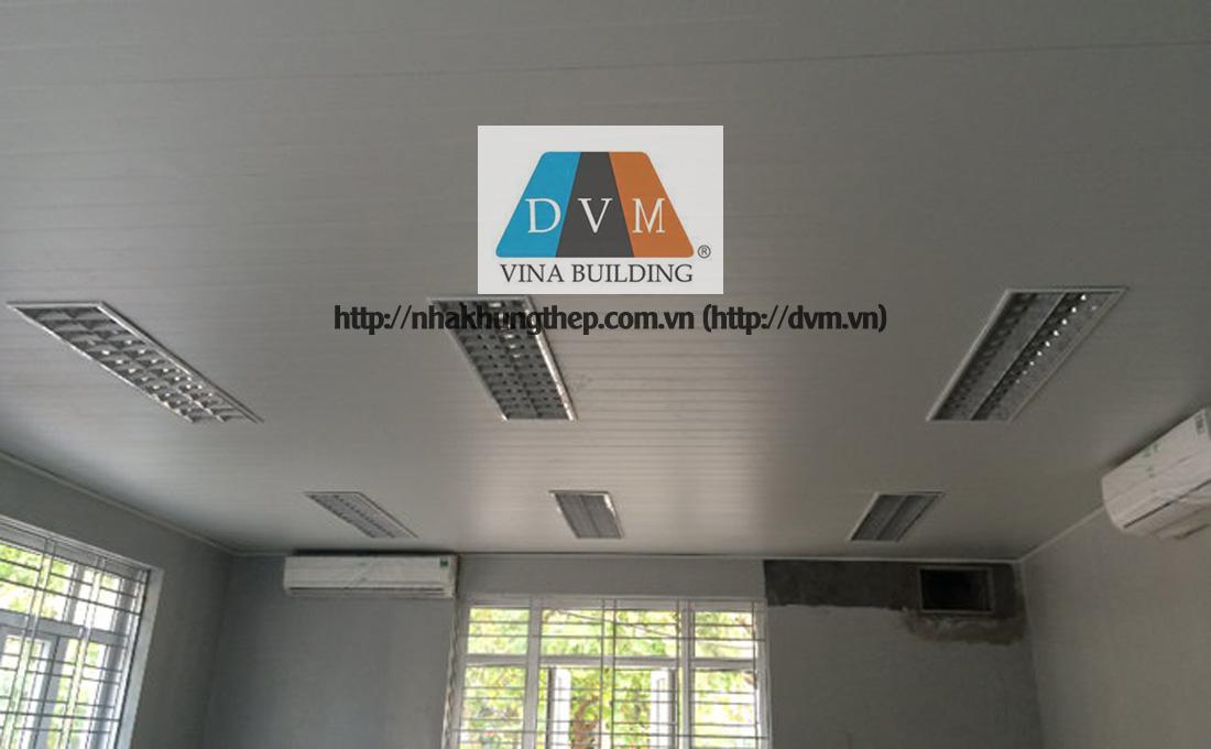 Thi công panel Việt Hà
