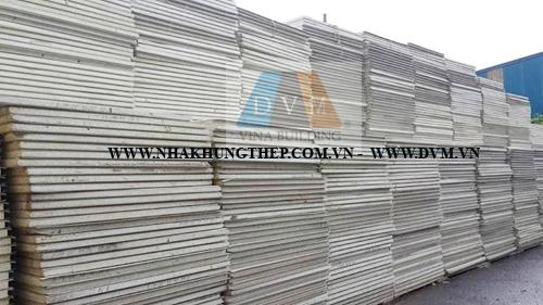 Panel tôn xốp chống cháy giá rẻ
