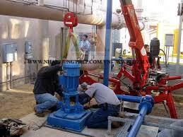 Lắp đặt hệ thống nước tòa nhà