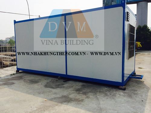 Nhà di động container