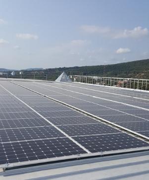 Quy trình kỹ thuật và cách lắp đặt pin năng lượng mặt trời
