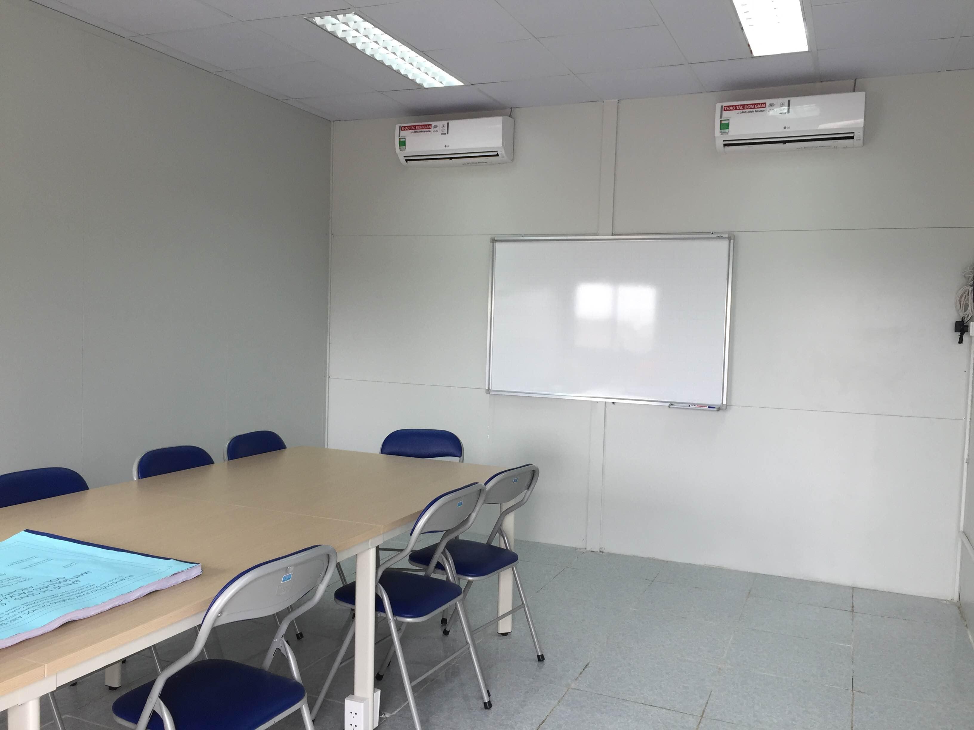 Nhà điều hành công trường Công ty Ecoba tại KĐT Ecopark – Hưng Yên