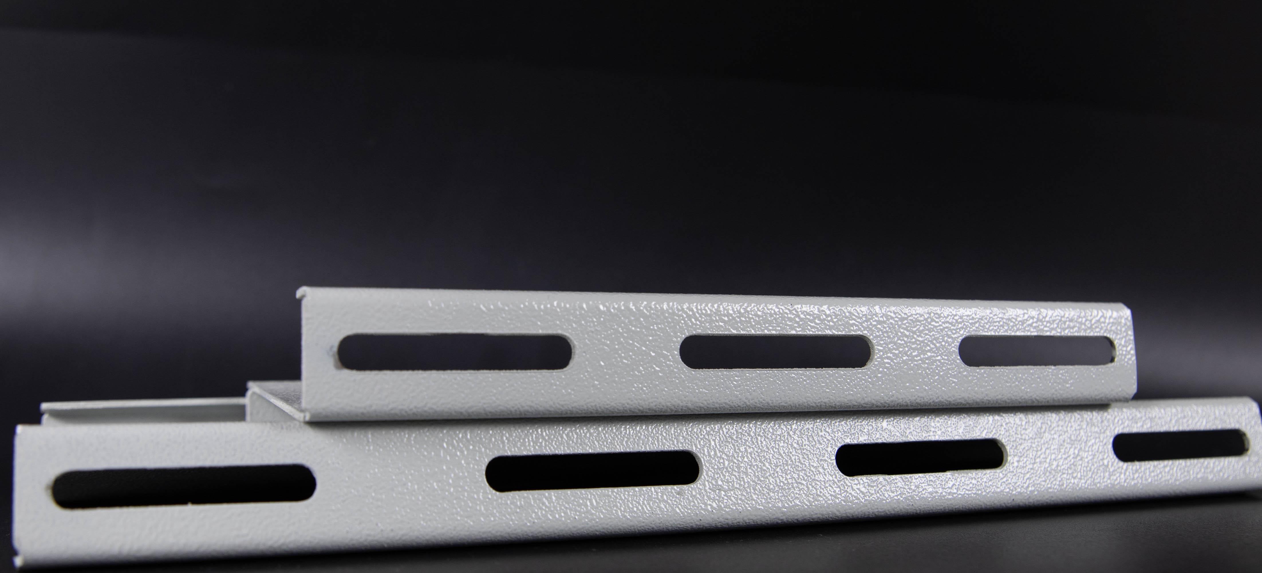 Chân chữ Z 300x100x50mm thép sơn tĩnh điện dày 1,5mm -:- 2mm
