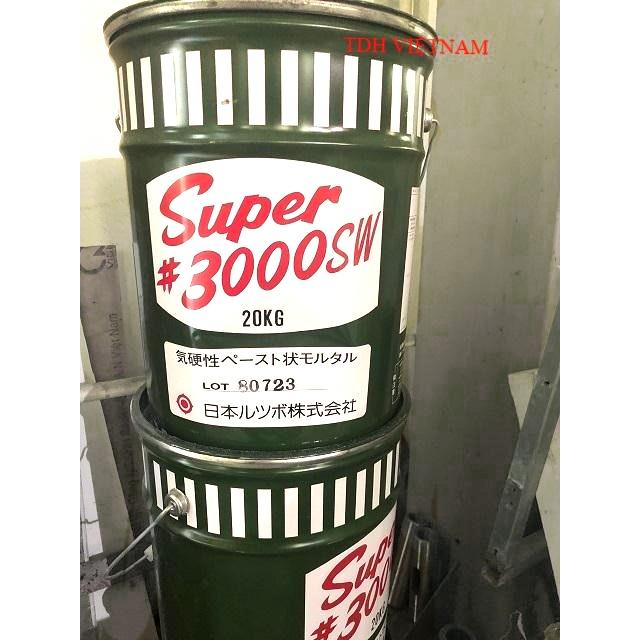 Bê tông chịu lửa Super 3000