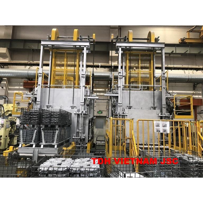 Lò xử lý nhiệt T5