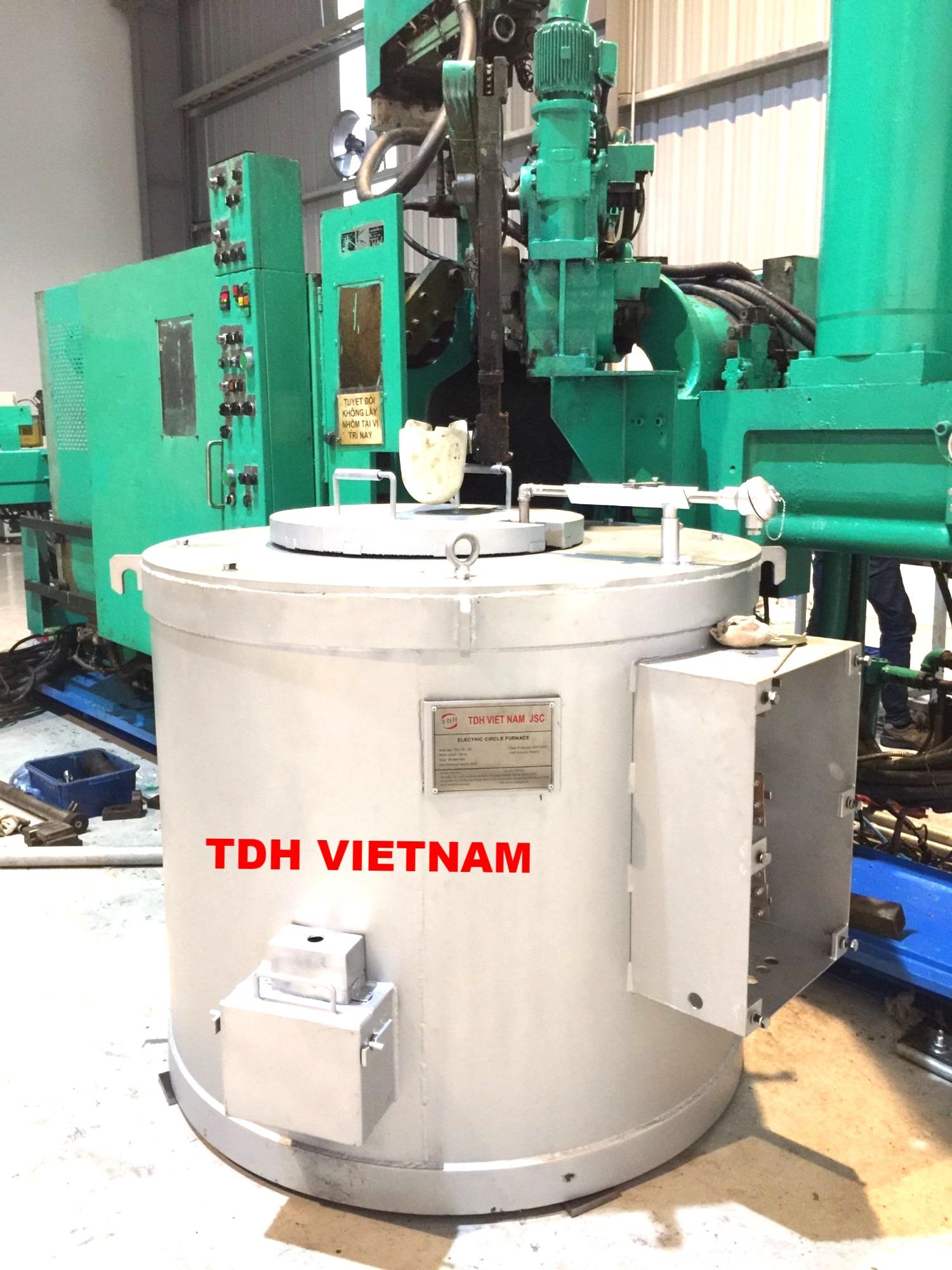 Lò điện 300-500-800-1000 kg
