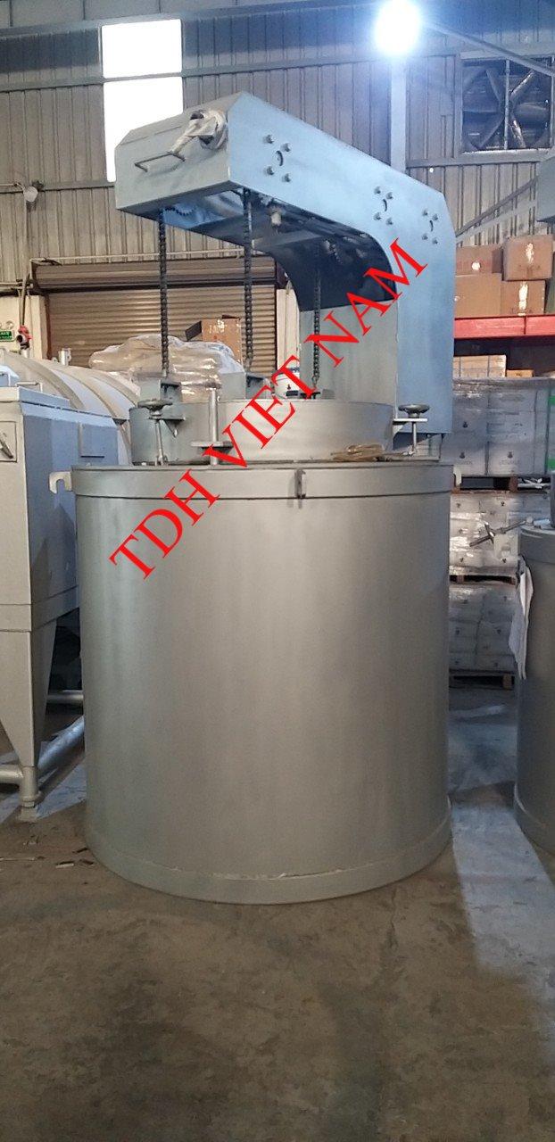 Lò xử lý nhiệt dạng tròn