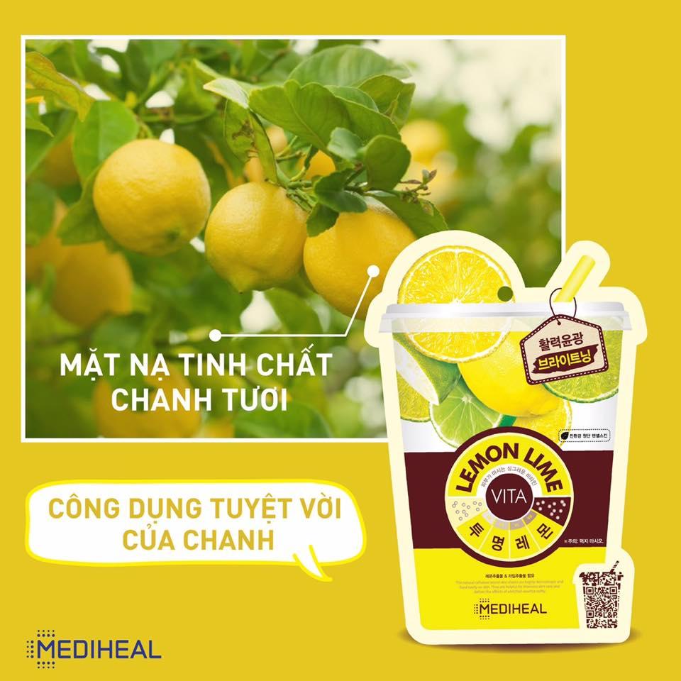 Lemonlime Vita Mask