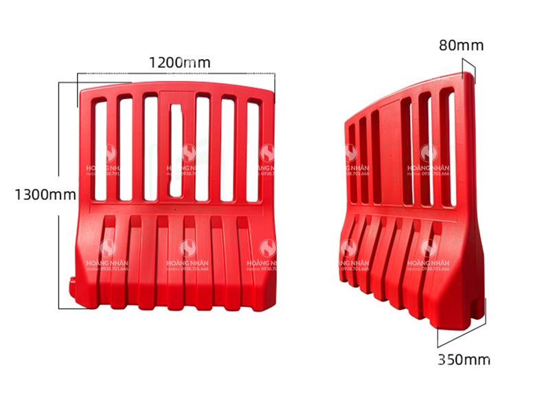 Dải phân cách nhựa - Model HN 1300
