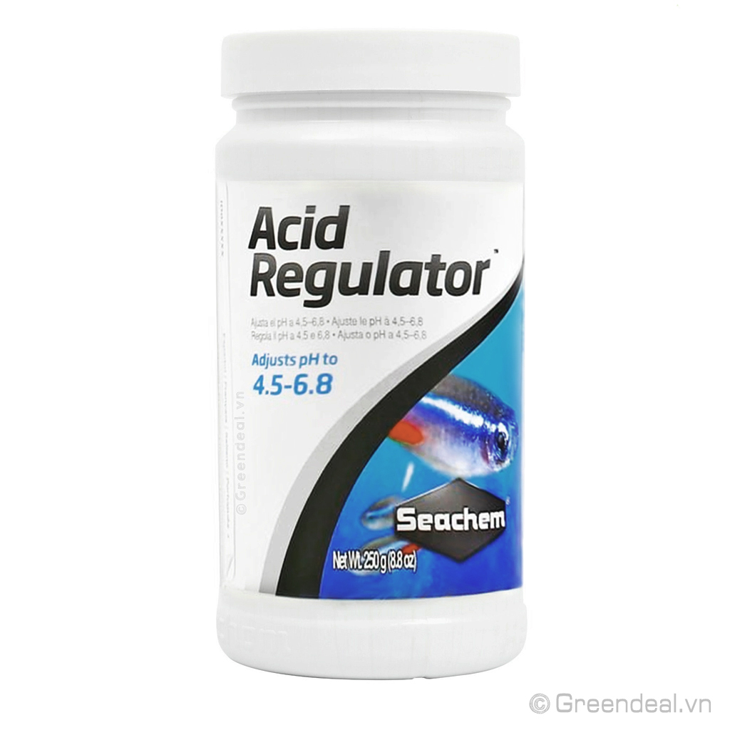 SEACHEM - Acid Regulator
