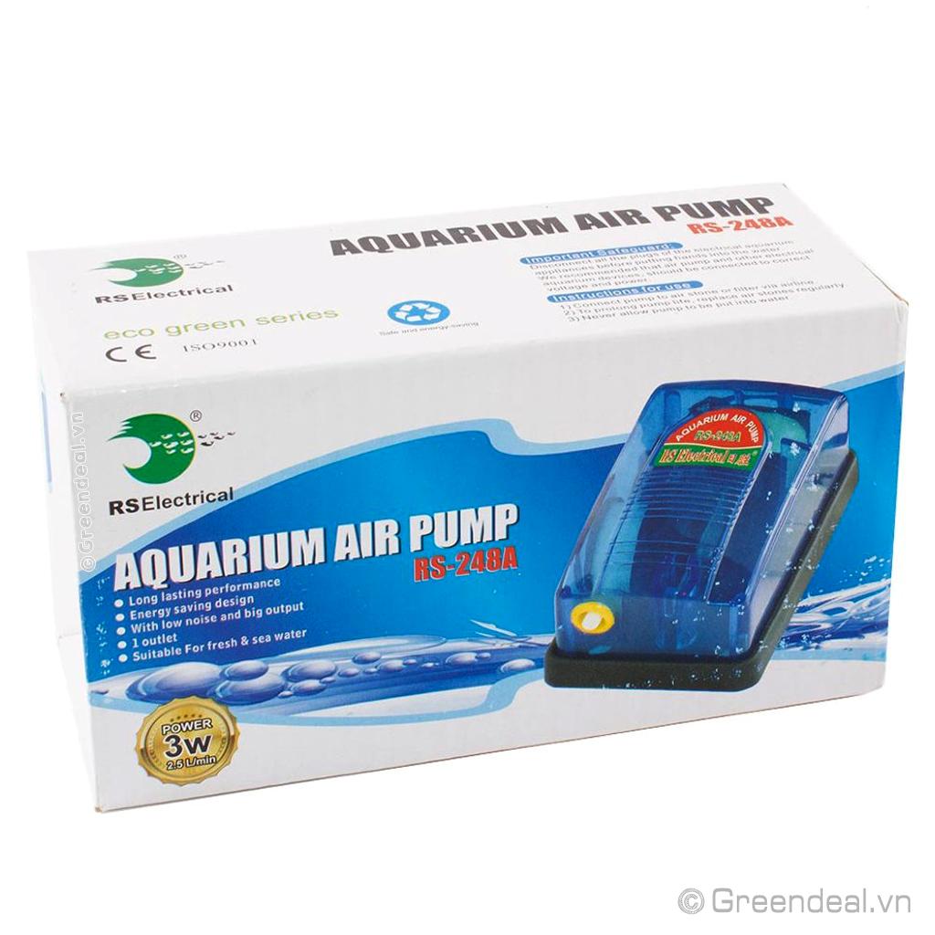 RS ELECTRICAL - Aquarium Air Pump (RS-248A)