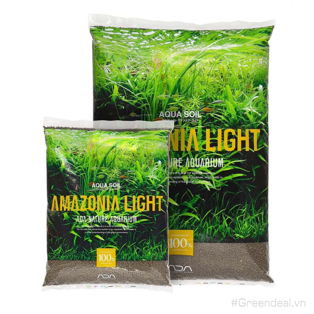 ADA - Aqua Soil Amazonia Light