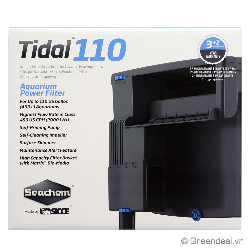 SEACHEM - Power Filter (Tidal 110)