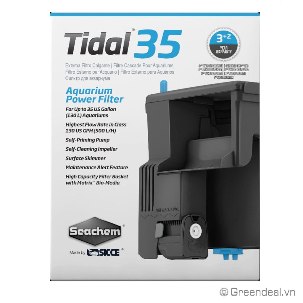 SEACHEM - Power Filter (Tidal 35)