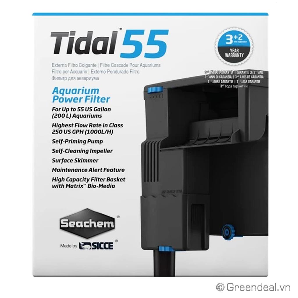 SEACHEM - Power Filter (Tidal 55)