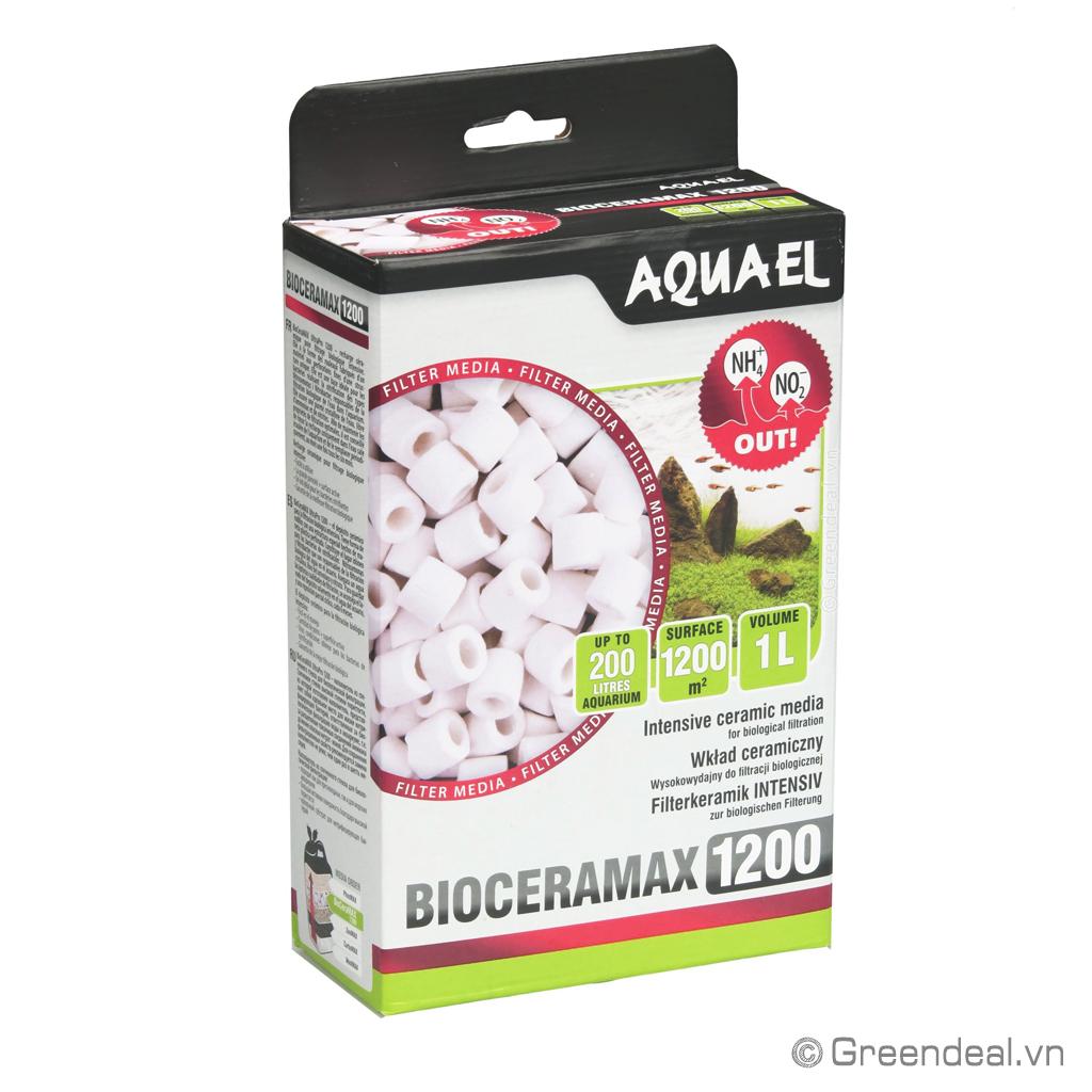 AQUAEL - BioCeraMax UltraPro 1200