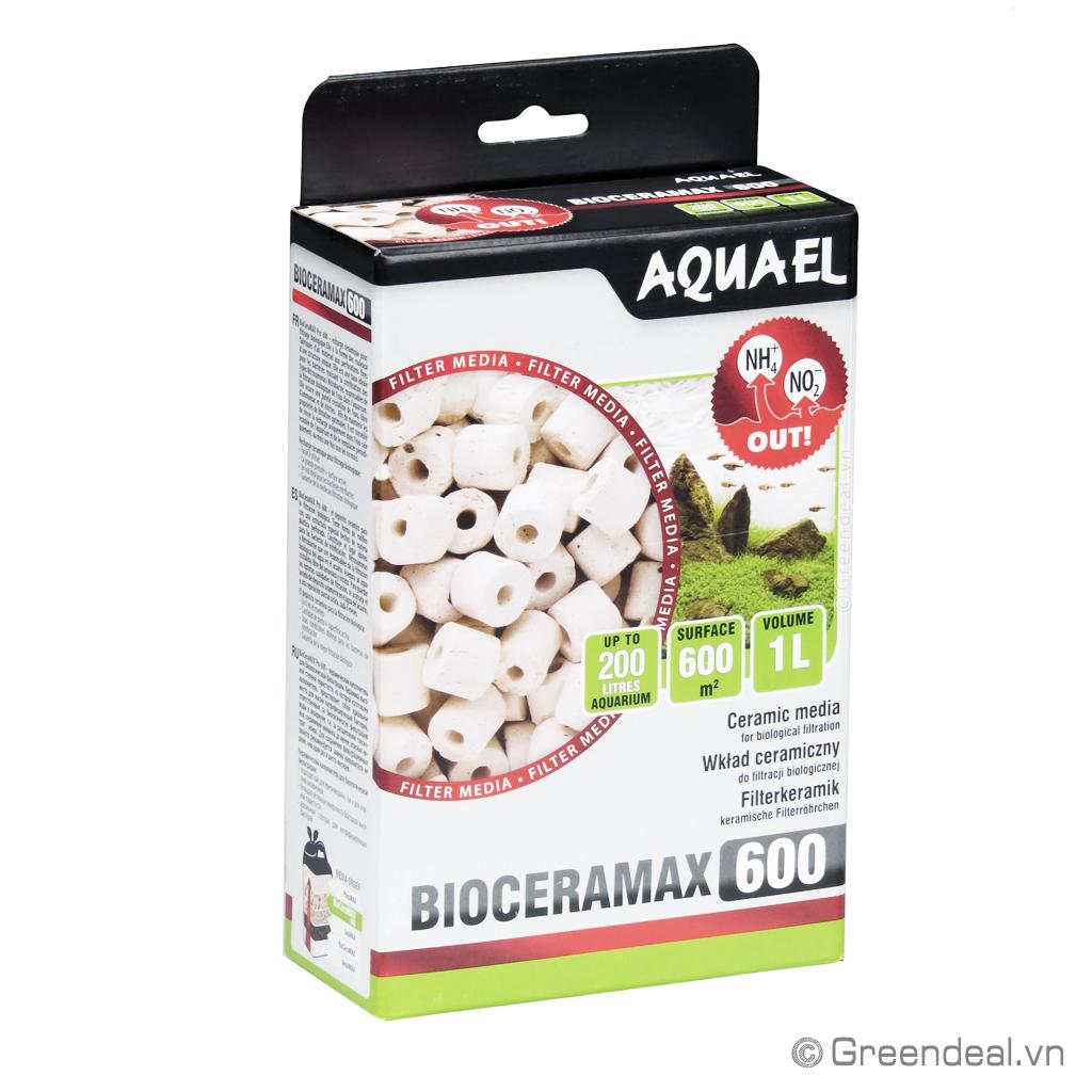 AQUAEL - BioCeraMax Pro 600