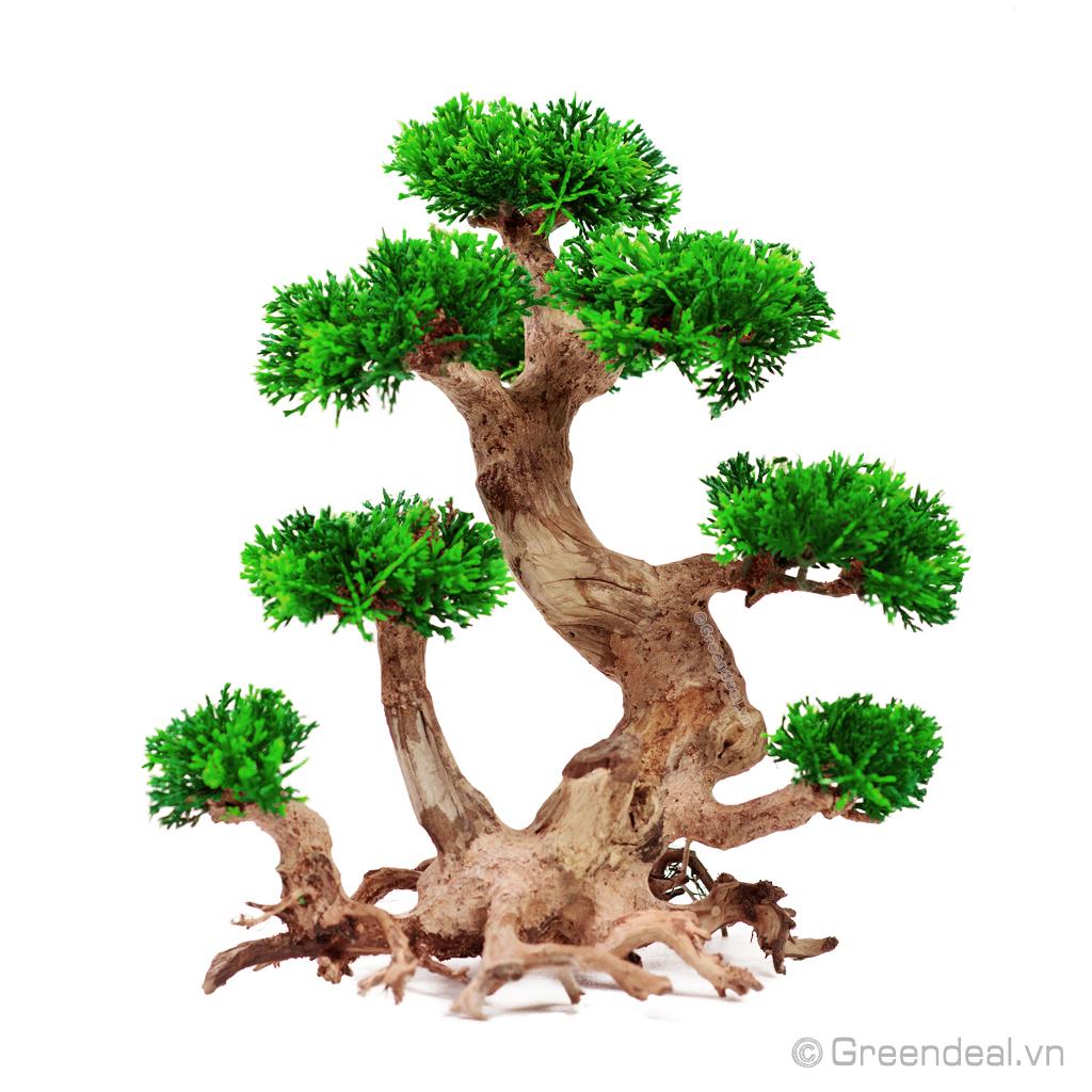 Bonsai Driftwood GH-PLASTIC/18