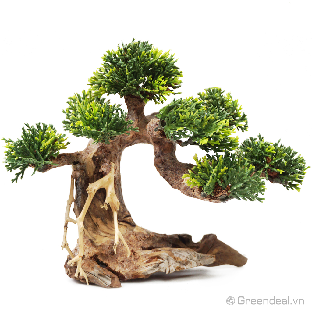 Bonsai Driftwood GH-PLASTIC/21
