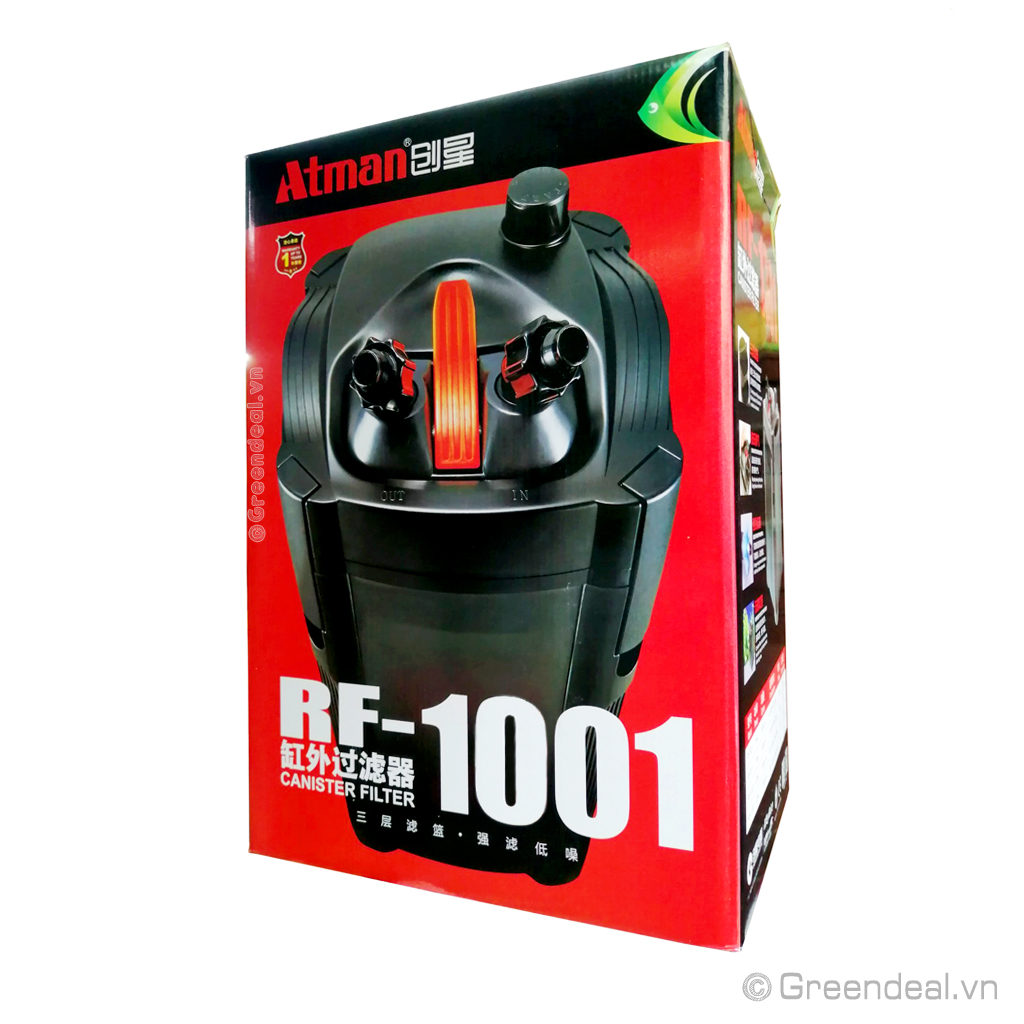 ATMAN - Canister Filter RF-1001